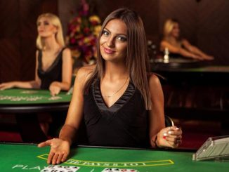 Playing in online slot machine