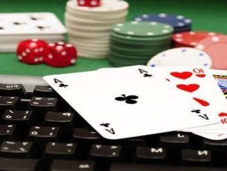 The online gambling